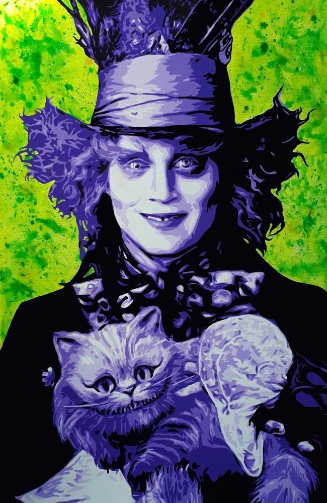Johnny Depp by PaulDean